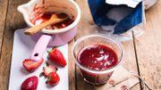 Recette : confiture de fraises maison