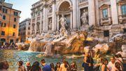 Il n'y a plus de marchands de souvenirs près des sites touristiques de Rome