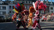 Quelques idées de sorties sur le thème du carnaval à Waimes, Xhoffrais, Plombières et Malmedy