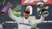 Valtteri Bottas s'impose au Grand Prix du Japon devant Vettel et Hamilton, Mercedes champion du monde des constructeurs