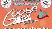 """Report """"Goose Fest"""", nouvelles dates... en 2020!"""