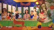 Frida Kahlo - La Cene