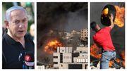 Conflit israélo-palestinien : Netanyahu dit vouloir poursuivre les frappes, violents heurts en Cisjordanie, des roquettes tirées depuis la Syrie