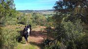 Portugal: Barberine Duvivier, Ranch do Novo Mondo