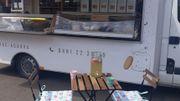 Les Saveurs de chez Nous: une épicerie en vrac mais ambulante, des produits italiens d'exception et un livre plus que gourmand !