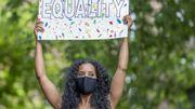 Des femmes en grève le 8mars