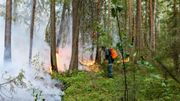 Feux de forêt en Sibérie : des villes russes étouffent sous la fumée