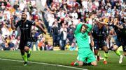 Man City et Kompany viennent à bout de Burnley et font un nouveau pas vers le titre