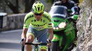 Alberto Contador fait coup double sur le Tour du Pays Basque