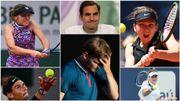 JO Tokyo : Federer, Goffin, Halep et Williams, les forfaits s'accumulent pour le tournoi olympique de tennis