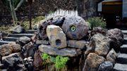 Jardin exceptionnel : Le Jardin des Cactus de César Manrique