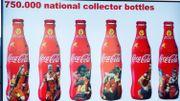 La bouteille iconique du Coca fête ses 100 ans