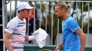 Un duel Bemelmans/Coppejans en qualifications de l'Australian Open