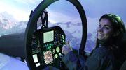 Brussels Flight Simulators dévoile son simulateur de F-16