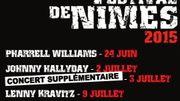 Pharrell Williams, Johnny Hallyday, Sting... dans les arènes de Nîmes