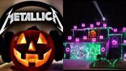 [Zapping 21] Ces lumières d'Halloween sur le thème de Metallica sont spectaculaires