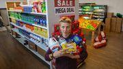 """""""The Plastic Bag Store"""", le supermarché artistique qui attire votre attention sur votre consommation de plastique"""