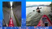 Découvrez cette descente en kayak très vivifiante