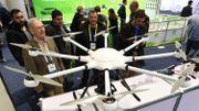 """Bientôt des capteurs sur les drones pour mieux """"voler"""" les infos  et tracer les individus?"""