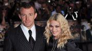 Le réalisateur Guy Ritchie et Madonna en 2008