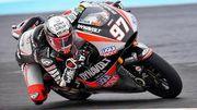 Moto2 : Xavi Vierge en pôle devant Lorenzo Baldassarri