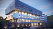 Le nouveau bâtiment de Perex