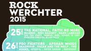 Rock Werchter remporte pour la sixième fois le Arthur Award du meilleur festival