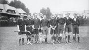 JO Anvers 1920, Hockey Hommes - L'équipe de Belgique, médaillée de bronze