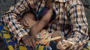 En Inde, des femmes en lutte pour briser le tabou de l'allaitement en public