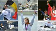 Rétro : De Huybrechts à Van Acker, les 9 médailles de la voile belge