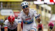 Kristoff s'impose d'entrée au tour d'Oman devant Coquard et Bouhanni, Capiot 9e