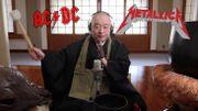 [Zapping 21] Un moine bouddhiste reprend AC/DC et Metallica