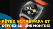 Fête des pères: offrez une montre de luxe