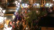 Un village de Noël, petit, mais incroyablement accueillant...