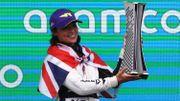 La Britannique Jamie Chadwick conserve son titre aux W Series à Austin