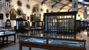 """Salle """"technique"""", une des deux salles """"historiques""""."""