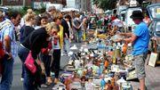 Brocantes et bourses de collections en province de Liège