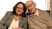 Irène Kichka et son père Henri