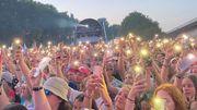 Ronquières Festival: aucune contamination liée au covid n'a été signalée