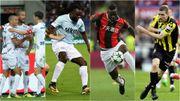 Zulte Waregem avec Vitesse, la Lazio de Lukaku et Nice en Europa League