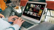 Netflix toujours en forme mais le ralentissement américain se confirme