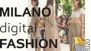 Une Fashion Week 100% digitale à Milan en juillet prochain