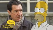 Philippe Peythieu, c'est un peu le papa d'Homer Simpson, c'est lui qui lui prête sa voix.