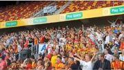 Des centaines de fans de Malines marquent leur soutien au Kavé