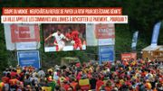 Coupe du Monde : Neufchâteau refuse de payer la RTBF pour des écrans géants