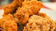KFC développe des nuggets de poulet sans viande