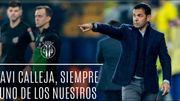Villarreal se sépare de son entraîneur Javier Calleja