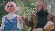Caballero et JeanJass s'essaient aux relations humains-robots dans le clip de 'A2'