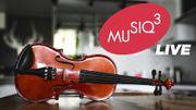 """Musiq3 Live """"Au SALON"""": Si vous ne pouvez plus aller aux artistes, les artistes viendront à vous"""