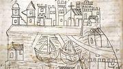 Découverte de la plus ancienne vue de Venise, datant du XIVesiècle